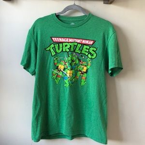 🎉 Teenage Mutant Ninja Turtles T Shirt